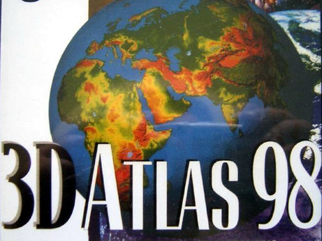 Download 3D Atlas '98 - ABC World Reference 1997 PC Game