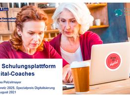 """Schwamendingen - Mit """"Schwamendingen digital"""" Endrunde des Gesundheitsnetz2025-Wettbewerbs erreicht"""