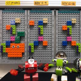 The CDLI Lego Calendar