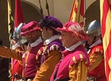 St Elmo's, May 1 - Valetta