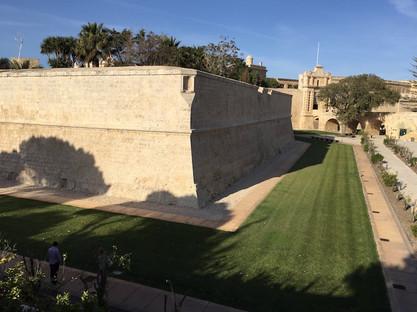 Wall of Mdina