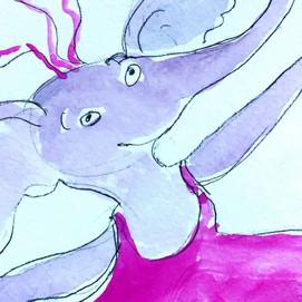 Eleanor the Elegant Elephant