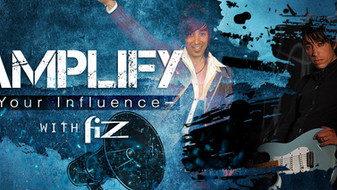 """Get ready to """"Amplify Your Influence""""!"""