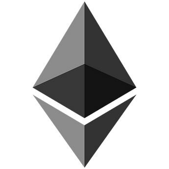 Cryptocurrency Ethereum Logo
