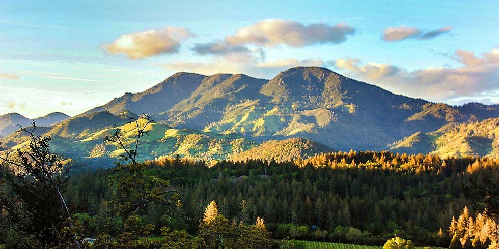 Pujada a Mount St. Helena