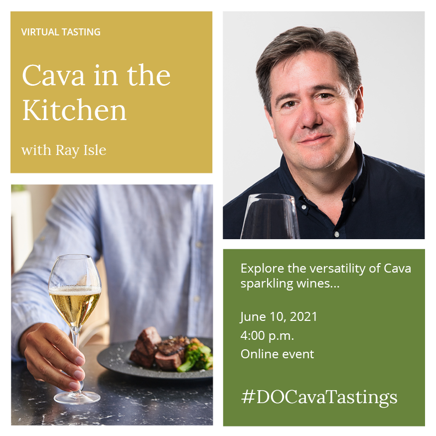 Cava in the Kitchen with Ray Isle, June 10th