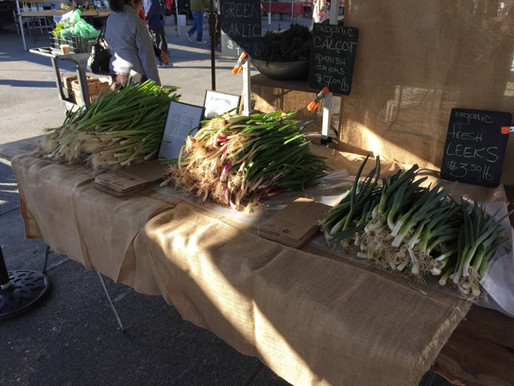 Where Can I find Calçots in the Bay Area?