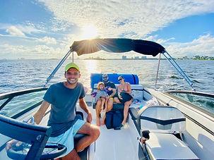 Miami Boat Tour- fantastic sandbar