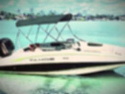 Rent a boat Miami