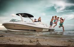 Boat Rental Miami with Aquarius