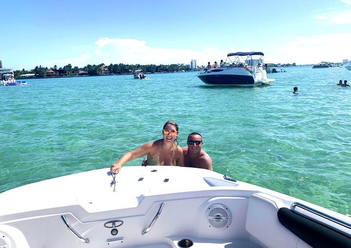 Aquarius Boat Rental Best Island Parties
