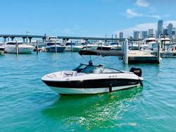 Monterey - Aquarius Boat Rental Miami 1.