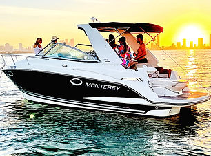 Yacht - Aquarius Boat Rental Best Boat T