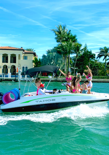 Best boat parties miami