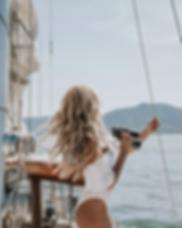 Aquarius Boat Rental Miami Sailing or bo
