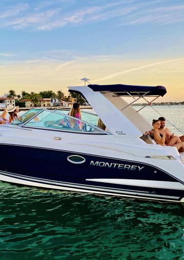 Aquarius Boat Rental Best Boat Tours in