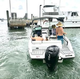 Monterey - Aquarius Boat Rental Miami 2.