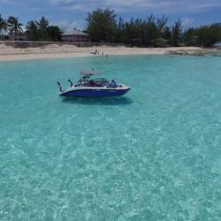 Blue waters Miami Boat Rental