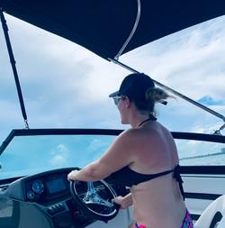 Aquarius Brand new boat for rent Miami 5