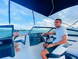 Aquarius Boat Rental - sandbar cruises m