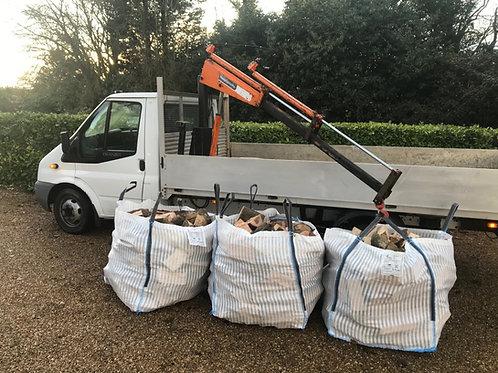 Kiln Dried Logs (3 Bulk Bags)