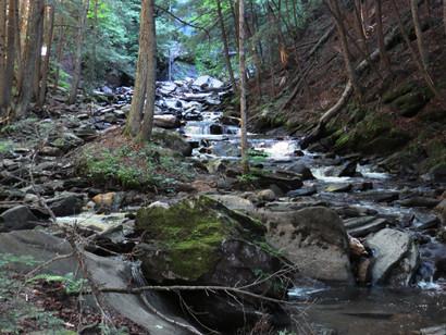 Old City Falls Brook