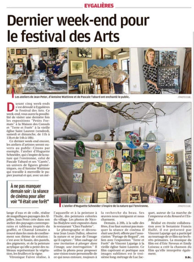 Article La Provence Oct 2020.jpeg
