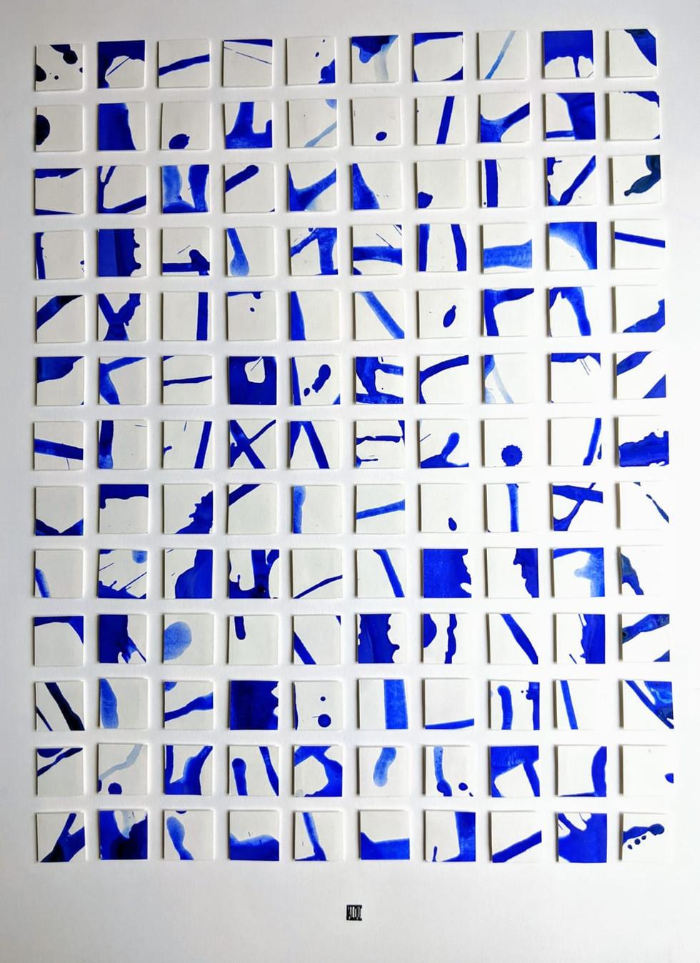 Evasion bleue