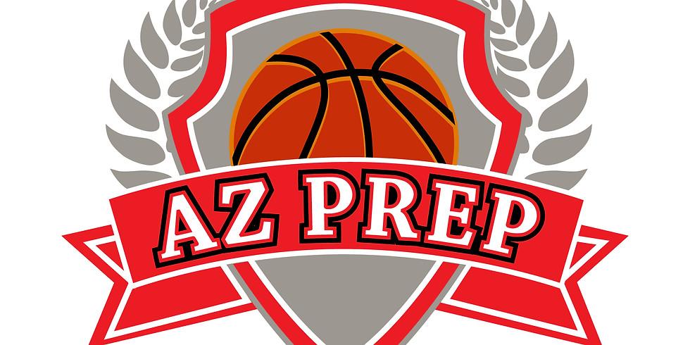 2020 AZ Prep Basketball Academy - **Youth Program**