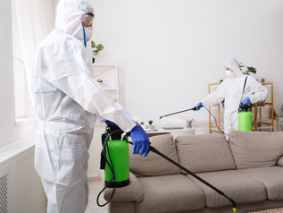 Home Deep Disinfecting