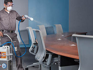 Commercial Deep Disinfecting