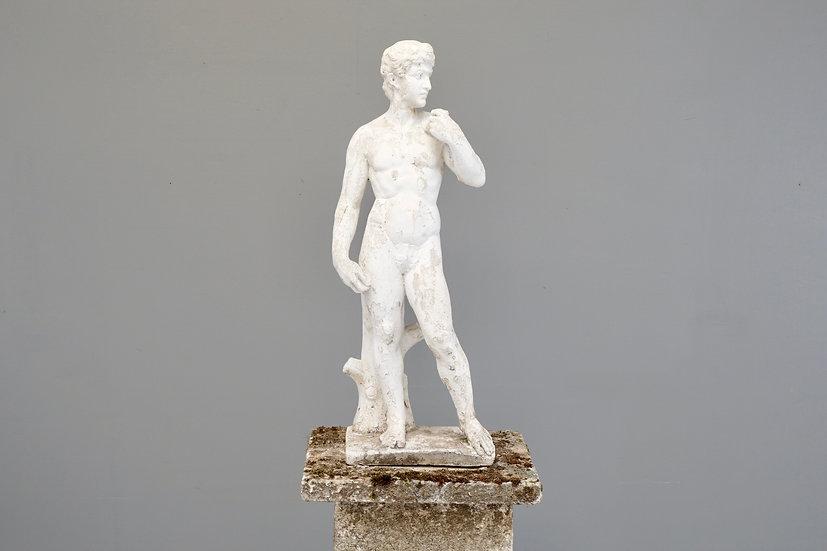 Classical Nude Male Figure