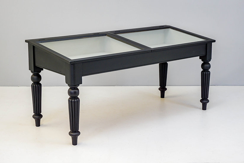 Table Display Cabinet