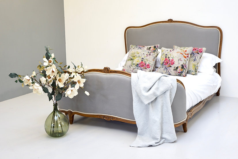 French Corbeille End Bed