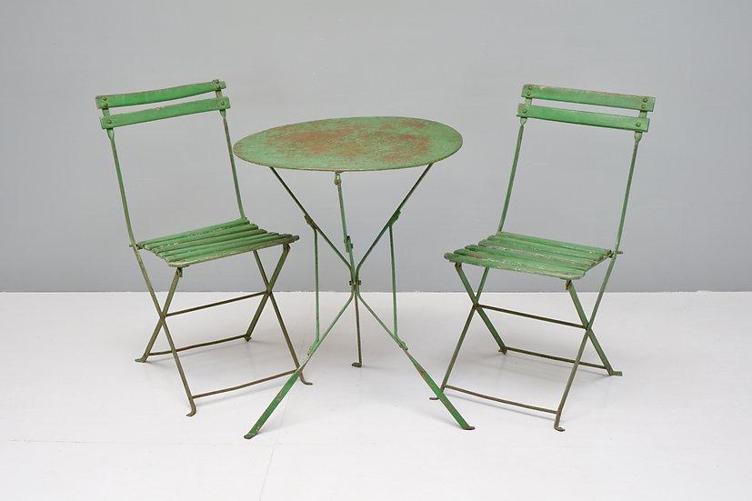 Green Garden Set