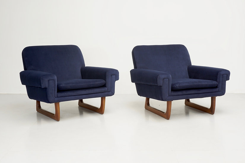 Pair of Everest Armchairs
