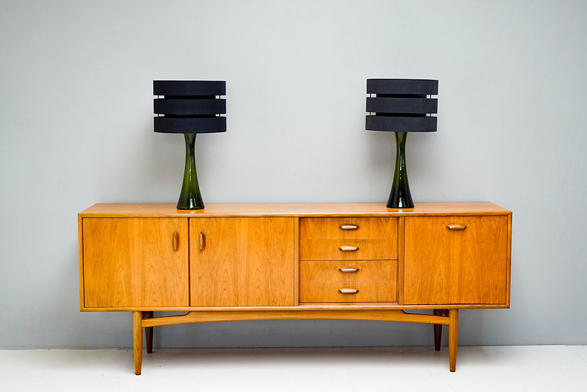Table Lamps by Berndt Nordstedt, for Bergboms