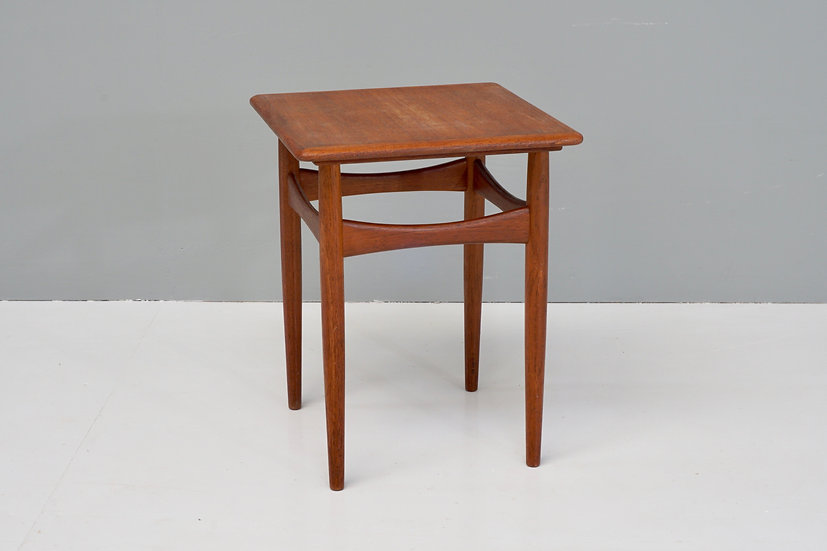 Mid Century Danish Side Table
