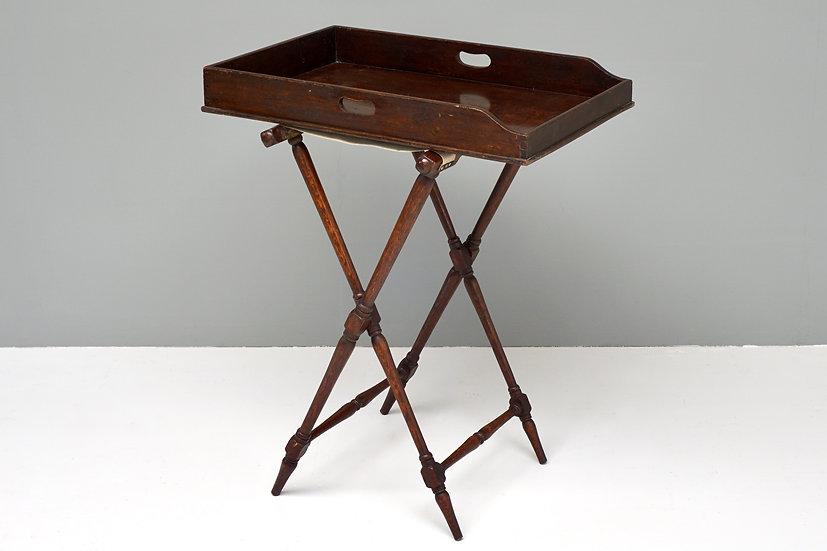 Butler's Tray Table