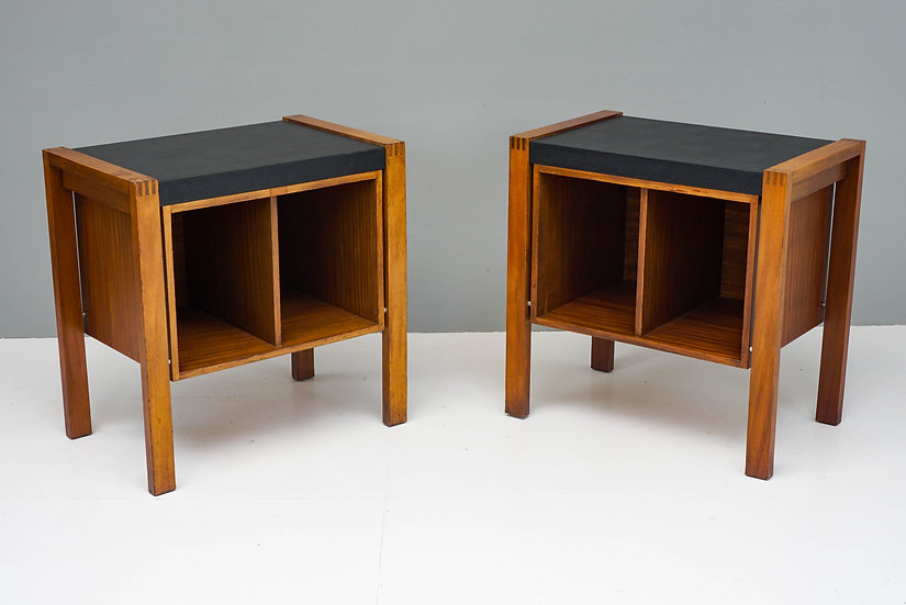 Pair of Record Cabinets