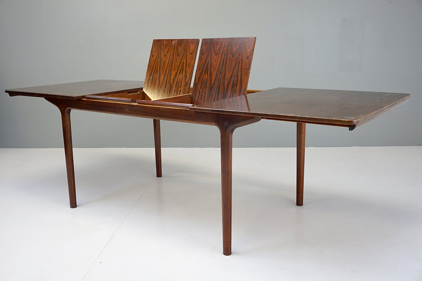 Midcentury Rosewood Table