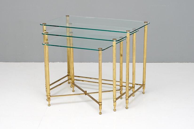 Mid Century Nest of Tables