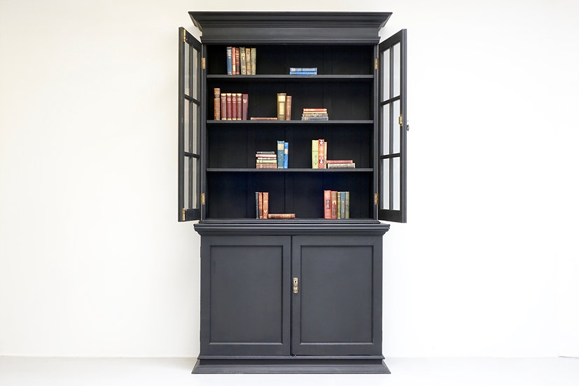 Cupboard and Bookcase
