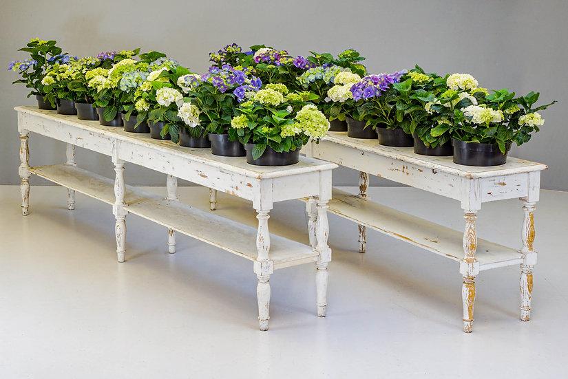 Flower Tables