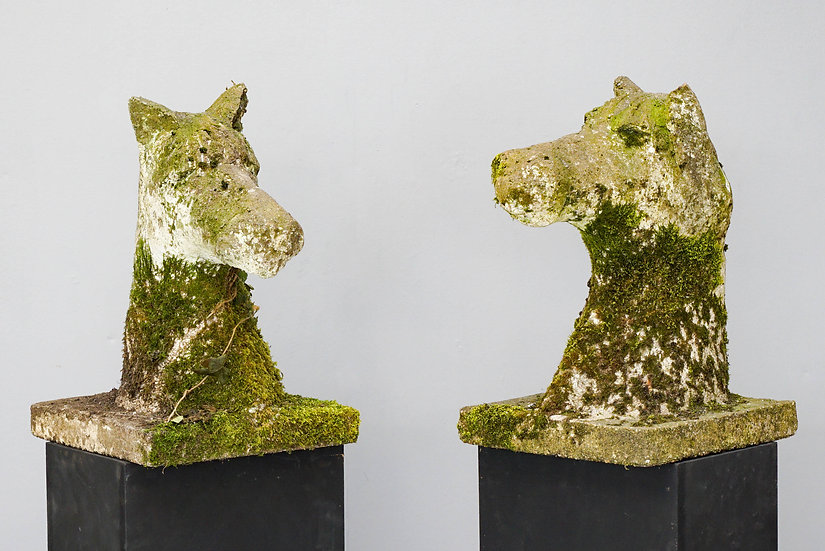 Pair of Horse Gate Tops