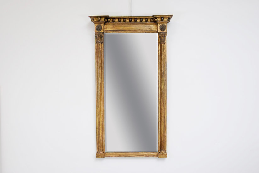 Antique Pier Mirror