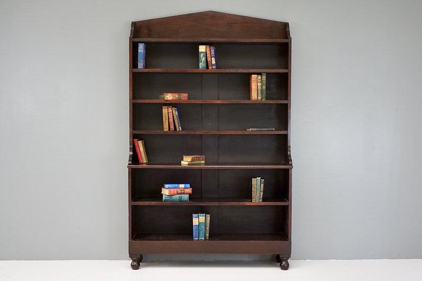 Open Bookshelves