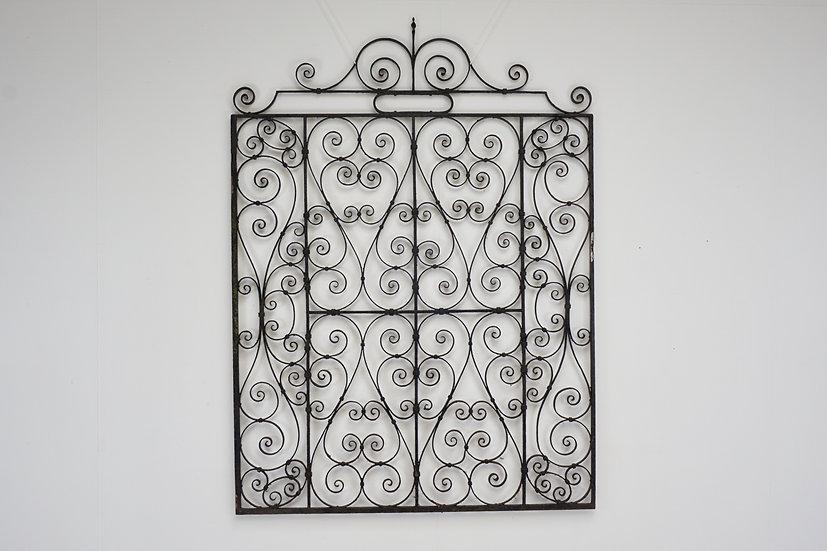Large Metalwork Panel