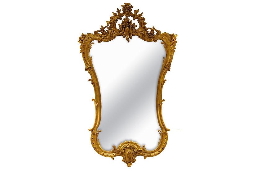 Decorative French Mirror