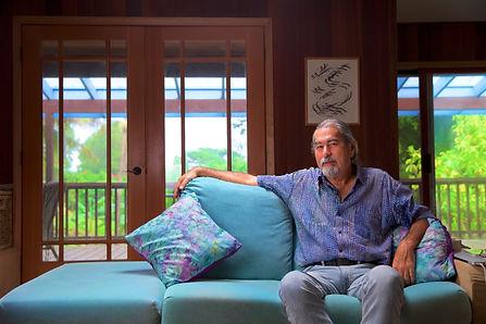 Daniel Morii, palliative and hospice patient, Hawai'i Care Chocies/Hospcie of Hilo